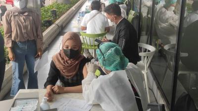21 Juta Penduduk Indonesia Sudah Divaksin Covid-19 Secara Lengkap