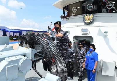KRI Pollux-935, Kekuatan Alutsista TNI Angkatan Laut Terbaru