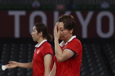 Setelah Dikalahkan Greysia Polii Apriyani Rahayu, Ini Penyebab Chen Qingchen Dilaporkan ke BWF
