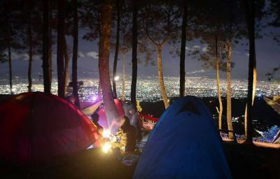 Bukit Bintang, Wisata Alam Romantis di Bumi Parahyangan