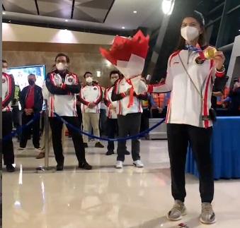Di Istana Kepresidenan, Joko Widodo Akan Terima Kontingen Indonesia yang Berjuang di Olimpiade Tokyo 2020