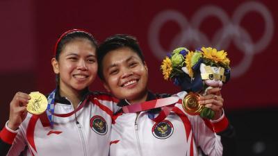 Raih 5 Medali di Olimpiade Tokyo 2020, Indonesia Bikin Malu Malaysia hingga Thailand