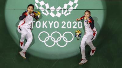 Ketum PBSI Berharap Indonesia Bisa Tampil Lebih Baik Lagi di Olimpiade Paris 2024
