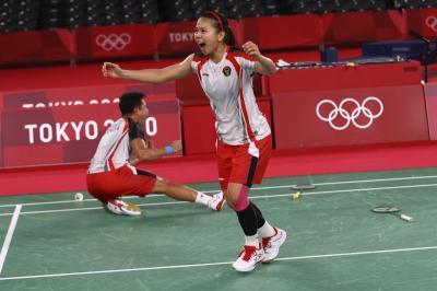 Raih 5 Medali Olimpiade Tokyo 2020, Penegasan Dominasi Indonesia atas Malaysia di Olimpiade
