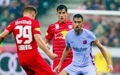 RB Salzburg vs Barcelona: <i>Blaugrana</i> Tumbang di Tangan Klub Austria