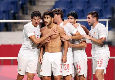 Jadwal Final Sepakbola Olimpiade Tokyo 2020: Spanyol U-23 vs Brasil U-23