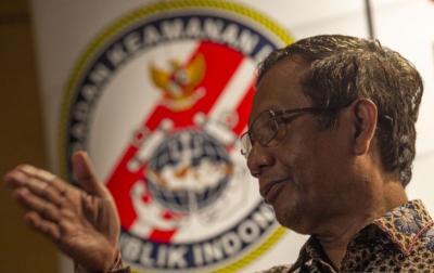 Dialog dengan Rektor PTN PTS se-Indonesia, Mahfud MD: Pemerintah Tidak Alergi Terhadap Kritik