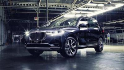 Mobil SUV Mewah BMW X7 Milik Tom Cruise Hilang Dicuri saat Syuting Film