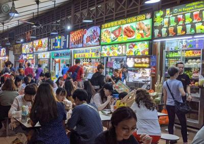 5 Destinasi Wisata Kuliner Populer di Singapura, Dikunjungi Selebriti hingga Pemimpin Dunia