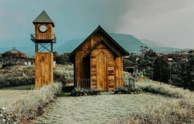 Keren! Kafe Instagramable Bernuansa Pedesaan Eropa Ini Ada di Mojokerto
