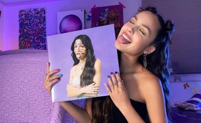 Menangkan Song of the Year di VMAs 2021, Olivia Rodrigo: Ini Tahun Paling Ajaib