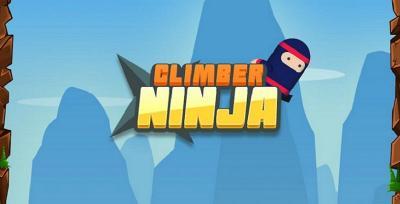 Mainkan Game Climber Ninja dan Buktikan Kecekatanmu!