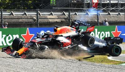 Max Verstappen Dihukum Turun 3 Posisi di F1 GP Rusia 2021, Lewis Hamilton Apresiasi Stewards