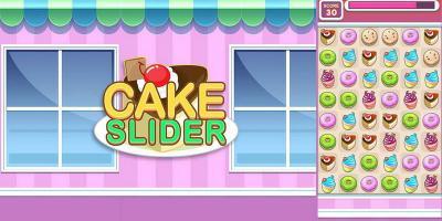 Nikmati Dunia Puzzle dalam Game Cake Slider dan Selesaikan Misi Kamu!