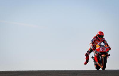 Mustahil Kejar Gelar Juara, Marquez Alihkan Persiapan untuk MotoGP 2022