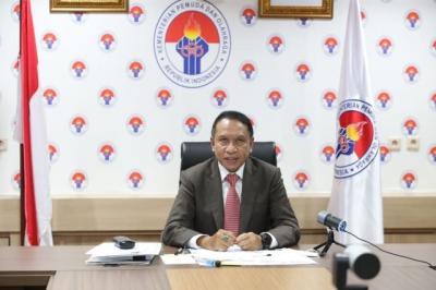 PON XX Papua 2021, Menpora: Persiapan Fisik Sudah Siap