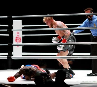 Petarung UFC Ini Jadi Target Lawan Berikutnya dari Jake Paul