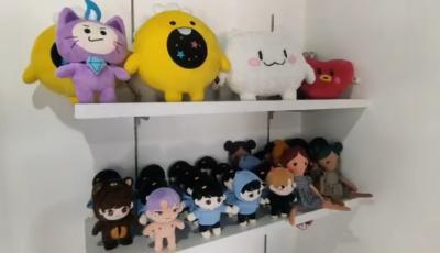 Boneka K-Pop Produksi Rumahan Tembus Pasar Internasional