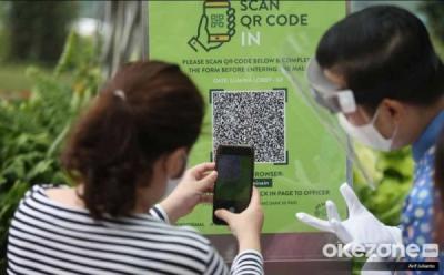 6 Cara Scan QR Code Aplikasi PeduliLindungi untuk Masuk Mal