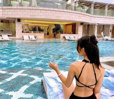 Mengintip Villa Mewah Tempat Rose BLACKPINK Staycation Bak Ratu