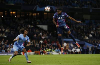 Cetak <i>Hattrick</i> ke Gawang Manchester City, Christopher Nkunku Ikuti Jejak Lionel Messi