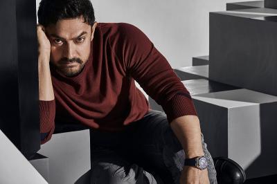 Gaji Bodyguard Aamir Khan Capai Rp3,8 Miliar per Tahun