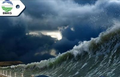 Daftar Wilayah Jawa Timur yang Berpotensi Tsunami Setinggi 28 Meter