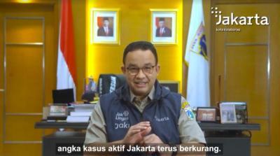 Ini Langkah Anies Perbaiki Kualitas Udara DKI Jakarta