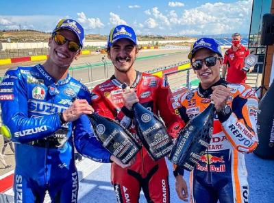 Baru Menang di Aragon, Ducati Taruh Harapan kepada Bagnaia di MotoGP San Marino 2021