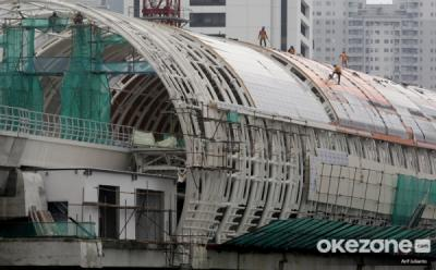 Beroperasi 2022, Anak Usaha Adhi Karya Bangun 2 TOD di Stasiun LRT Jabodebek