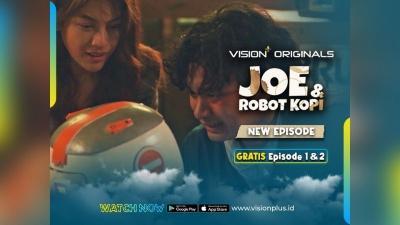 Ikuti Aksi Penyelamatan Rori di Episode Terakhir Joe & Robot Kopi, Eksklusif di Vision+!