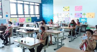 Disdik DKI Jakarta: Rencana PTM 1.500 Sekolah Masin on The Track