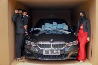 Pengusaha Beri Kado Ultah Mobil Rp1,2 Miliar ke Anaknya yang Genap Berusia 2 Tahun