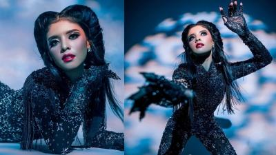 4 Potret Rimar Callista Jadi Catwoman Bikin Speechless, Netizen: Emang Beda Auranya
