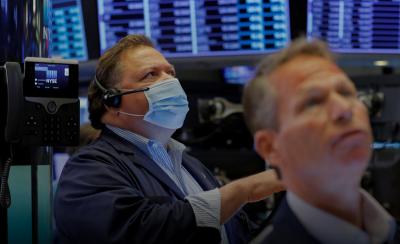 Dow Jones dan S&P 500 Turun, Wall Street Berakhir Melemah