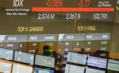 IHSG Dibuka Turun 0,18% ke Level 6.098