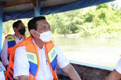 5 Fakta Luhut hingga Basuki Turun Tangan Cegah Jakarta Tenggelam