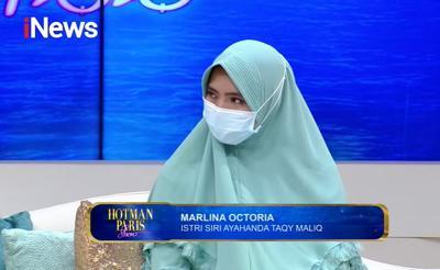 Inikah Wajah Marlina Octoria, Istri Siri yang Dipaksa Ayah Taqy Malik Berhubungan Seks Lewat Belakang?