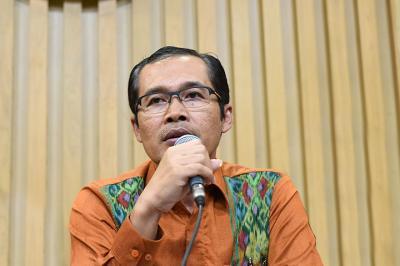 KPK Peringatkan Pejabat Negara Dilarang Kongkalikong dengan Swasta