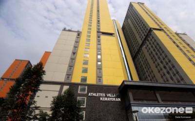 Jakarta PPKM Level 3, RSDC Wisma Atlet Kemayoran Kini Rawat 548 Pasien Covid-19