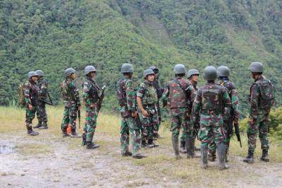 Aksi Senyap Prajurit TNI Tewaskan Komandan KBB Teroris Elly Bidana