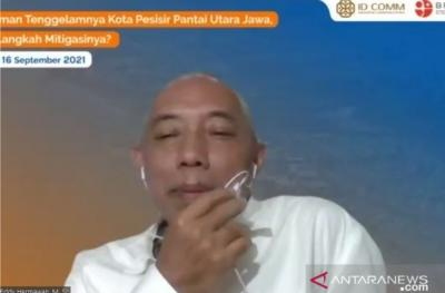 BRIN: 115 Pulau Terancam Tenggelam, Jangan Terkecoh dengan Jakarta Saja