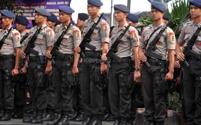 120 Personel Gabungan Diterjunkan dalam Ganjil-Genap di Ancol dan TMII
