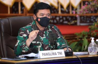 Panglima TNI: Kepemimpinan Lapangan Diperlukan dalam Penanganan Covid-19