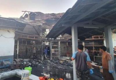 Polisi Gelar Perkara Kebakaran Lapas Tangerang Pekan Depan untuk Tetapkan Tersangka