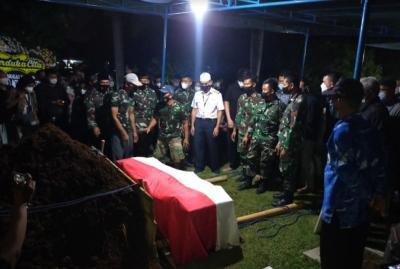 Kenang Kapten H. Mirza, Danlanud ATS Bogor: Beliau Senior Yang Baik