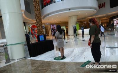 Dua Pekan Buka Mal di Kota Bogor Masih Sepi, Penyebabnya Pembatasan Usia