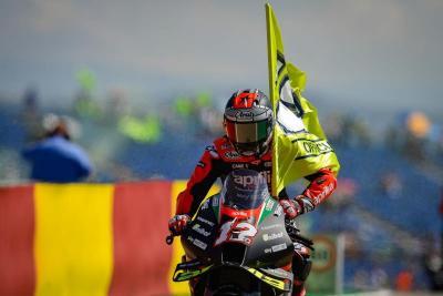 Jelang MotoGP San Marino 2021, Maverick Vinales Mau Pelan-Pelan Pahami Motor Aprilia