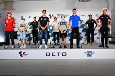 Jadwal MotoGP Hari Ini: Dovizioso dan Morbidelli Siap Comeback, Marc Marquez Bersinar di Latihan Bebas GP San Marino?