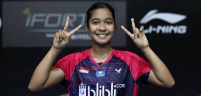 Debut di Piala Sudirman 2021, Ester Nurumi Tegang Sekaligus Termotivasi